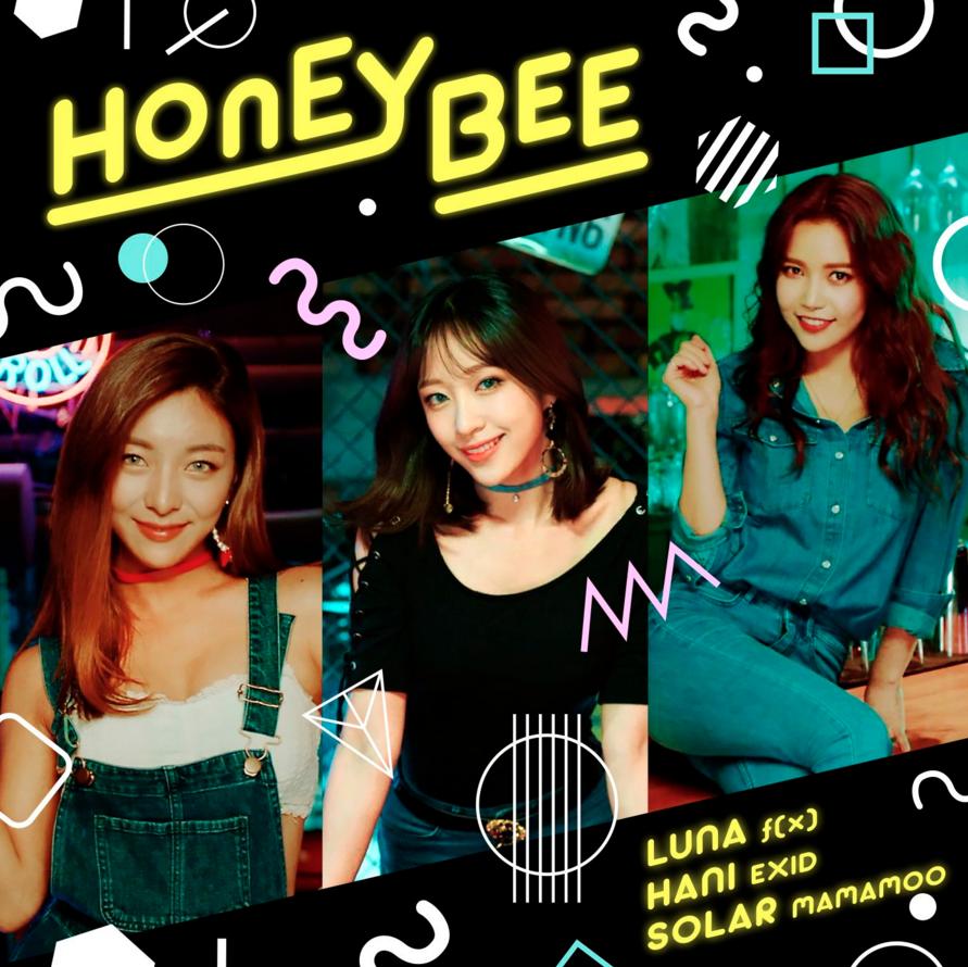 Honey Bee - Luna, Hani & Solar