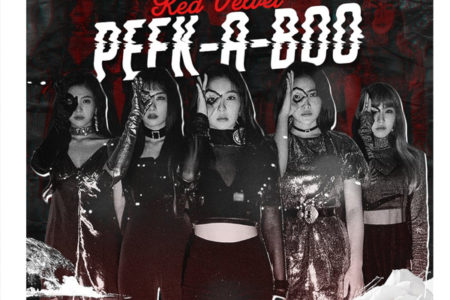 Red Velvet - Peek-A-Boo