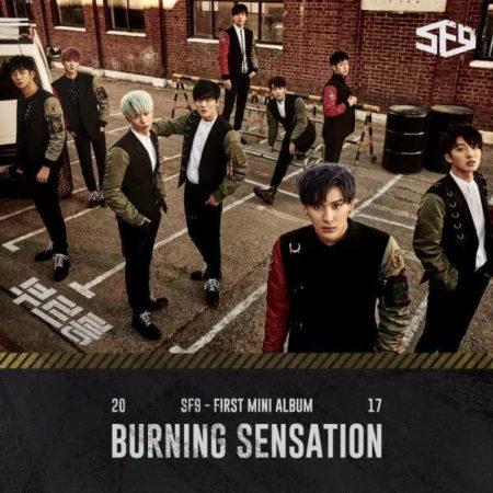 SF9 - Burning Sensation