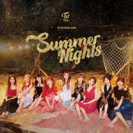 TWICE - Summer Nights