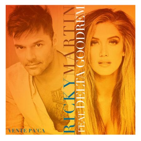 """Ricky Martin ft. Delta Goodrem - """"Vente Pa'Ca"""""""